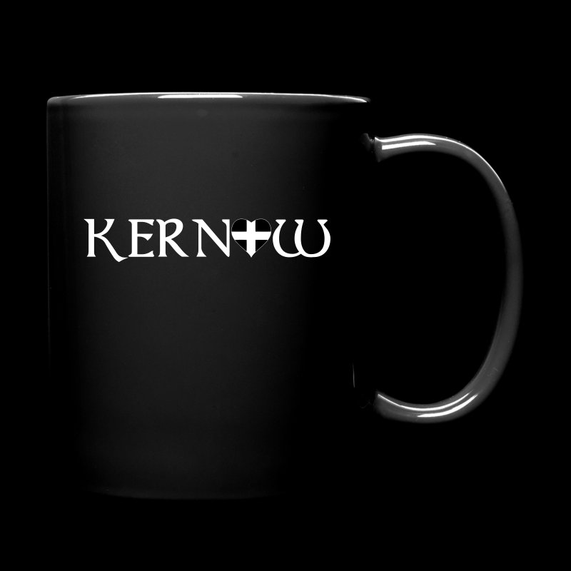 Kernow Heart - Full Color Mug