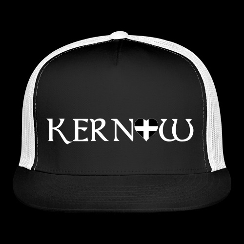 Kernow Heart - Trucker Cap