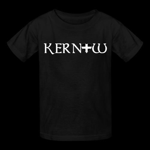 Kernow Heart - Kids' T-Shirt