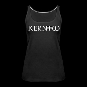 Kernow Heart - Women's Premium Tank Top