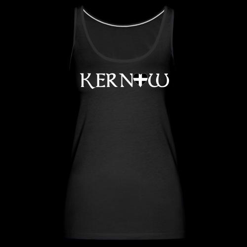 Kernow Heart - Women's Premium Tank Top