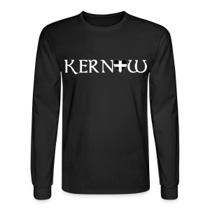 Kernow Heart - Men's Long Sleeve T-Shirt