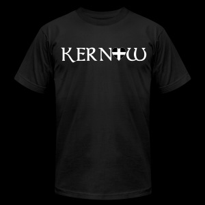 Kernow Heart - Men's Fine Jersey T-Shirt