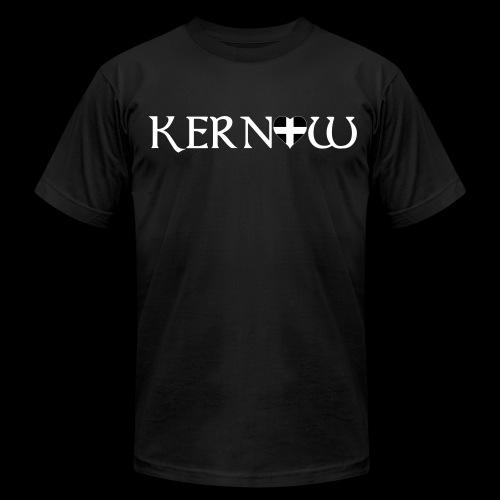 Kernow Heart - Men's Fine Jersey T-Shirt