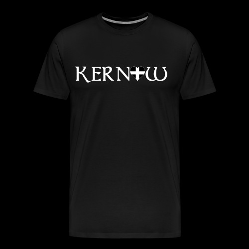 Kernow Heart - Men's Premium T-Shirt
