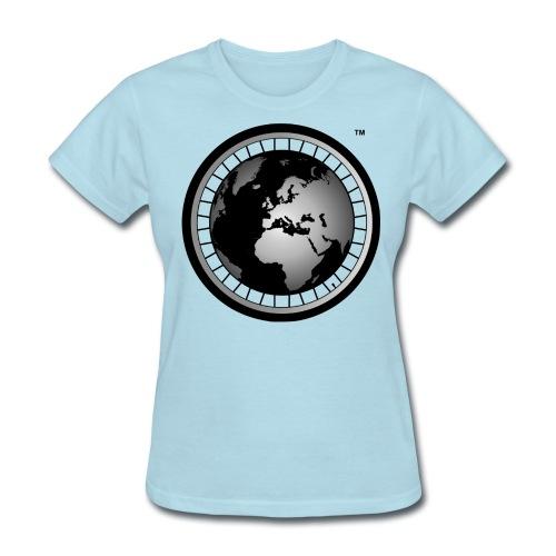 Wheel & Globe Ladies Edition - Women's T-Shirt