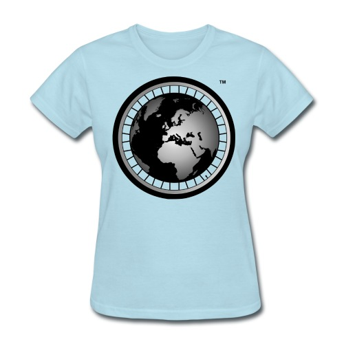 Wheel & Globe Ladies Edition - Women's T-Shirt