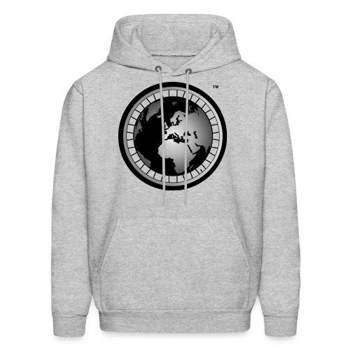 Official Wheel & Globe Hoodie - Men's Hoodie