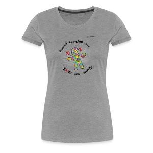 Password Voodoo - Women's Premium T-Shirt