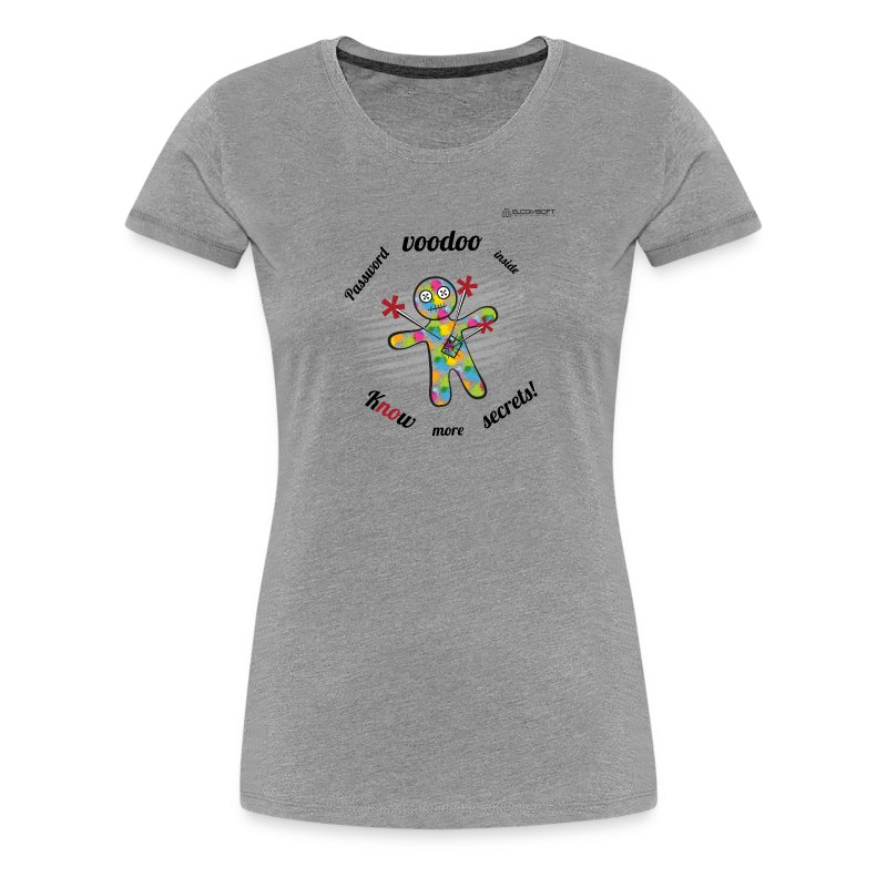 Password Voodoo - Women's Premium T-Shirt