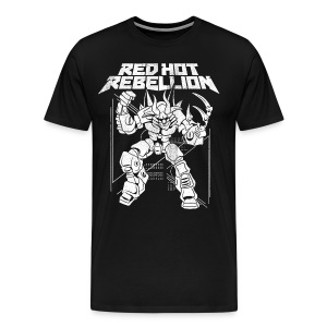RHR Hellabyte T - Men's Premium T-Shirt