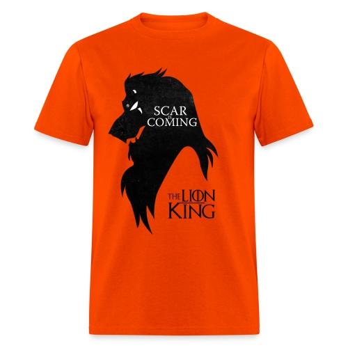 Scar is Coming - Men's T-Shirt