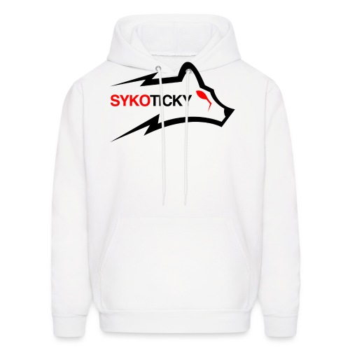 Sykoticky special edition hoodie - Men's Hoodie