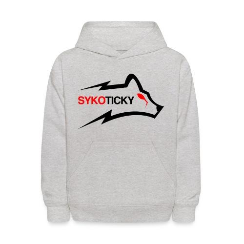 Sykoticky special edition kids hoodie - Kids' Hoodie
