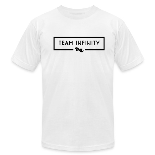 Infinity Square - Men's Fine Jersey T-Shirt