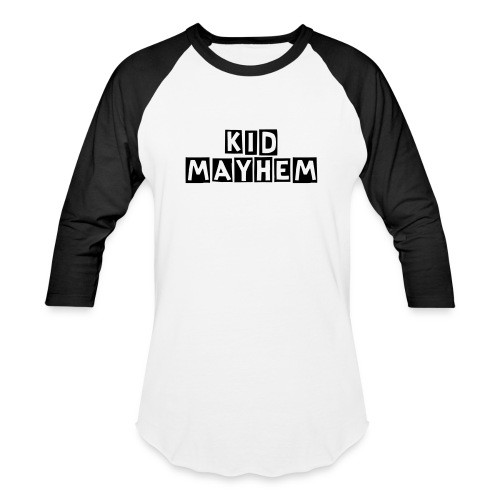 Kid Mayhem Baseball Tee - Baseball T-Shirt