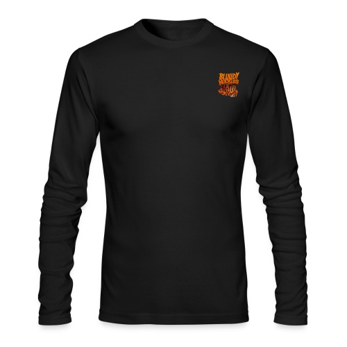 newbluudyorg - Men's Long Sleeve T-Shirt by Next Level
