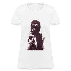 Mask Up - Women's T-Shirt