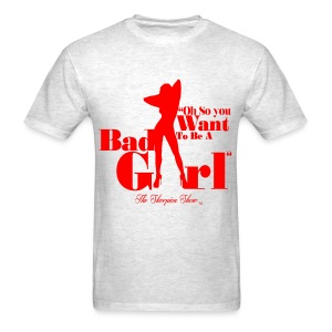 Bad Girl - Men's T-Shirt