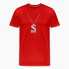 Bling Necklace T-Shirts
