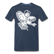 T-Shirts ~ Men's Premium T-Shirt ~ Banny Rooster Men's Shirt