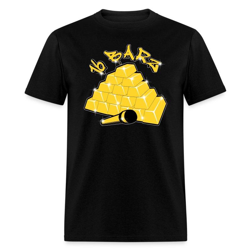 16 Barz Gold Bars Tees T Shirt Spreadshirt