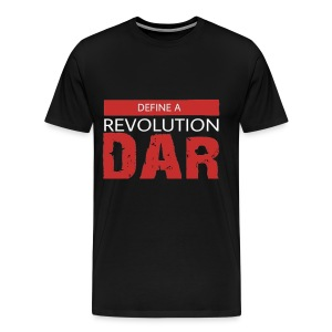 Monday Night DAR - Men's Premium T-Shirt