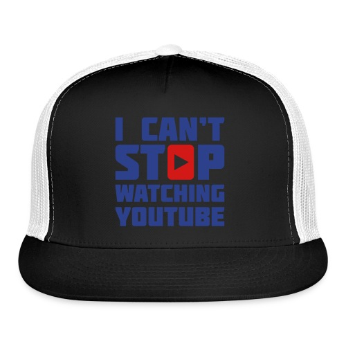 Youtube Freak - Cap - Trucker Cap