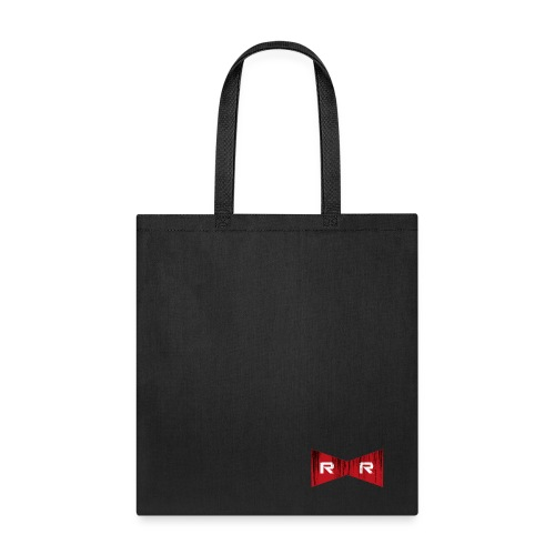 Red Ribbon Tote Bag - Tote Bag