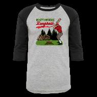 T-Shirts ~ Men's Baseball T-Shirt ~ Northwoods Longball