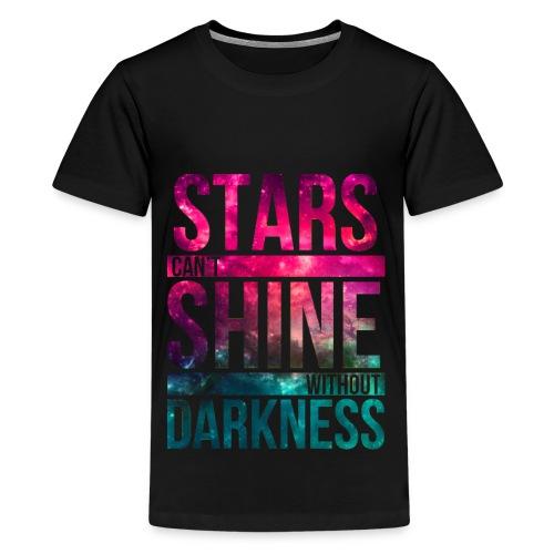 Darkness Within The Stars - Kids' Premium T-Shirt