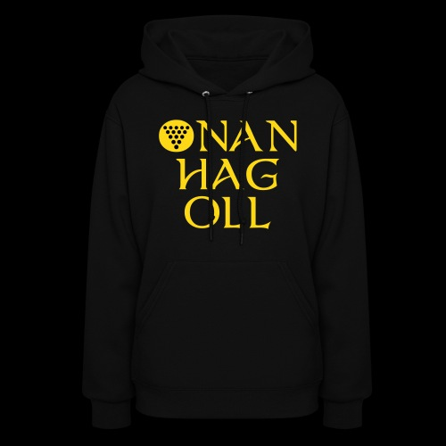 One And All / Onan Hag Oll - Women's Hoodie