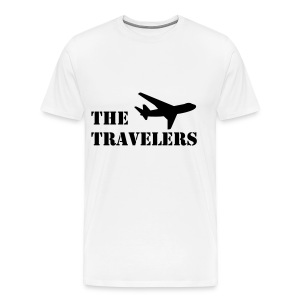 The Travelers - Men's Premium T-Shirt