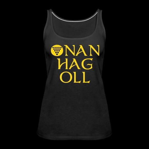 One And All / Onan Hag Oll - Women's Premium Tank Top