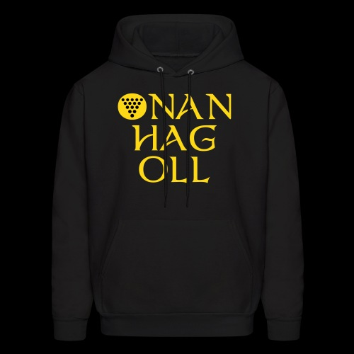 One And All / Onan Hag Oll - Men's Hoodie