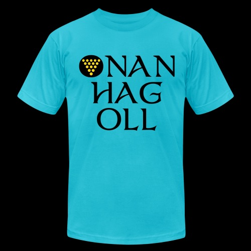 One And All / Onan Hag Oll - Men's Fine Jersey T-Shirt