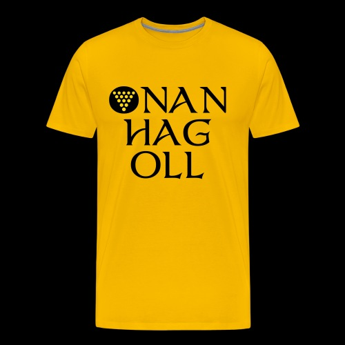 One And All / Onan Hag Oll - Men's Premium T-Shirt