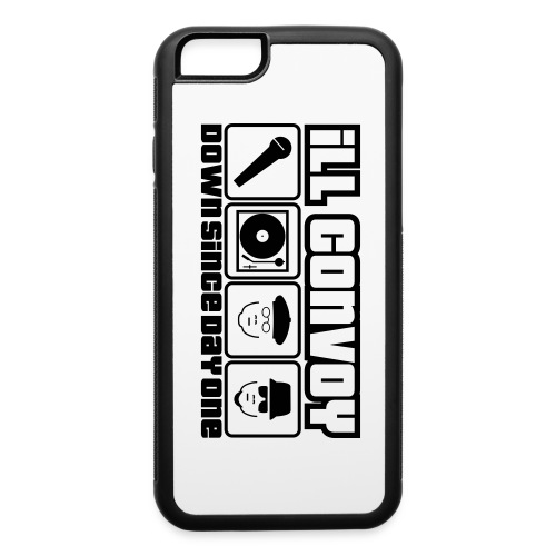 iC Down Since Day One iPhone 6 Cover - iPhone 6/6s Rubber Case