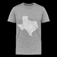 T-Shirts ~ Men's Premium T-Shirt ~ Texas Home State Tee Shirt