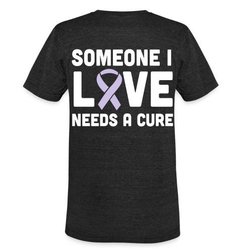 Someone I Love - Unisex Tri-Blend T-Shirt