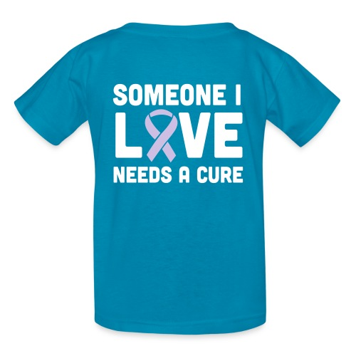 Someone I Love - Kids' T-Shirt