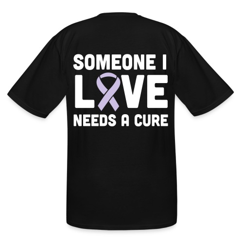 Someone I Love - Men's Tall T-Shirt