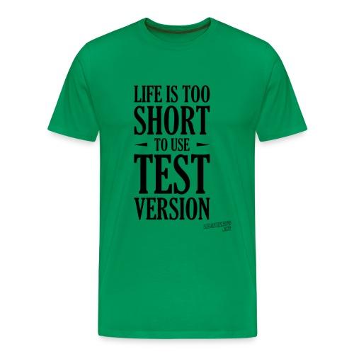 Test version - Men's Premium T-Shirt
