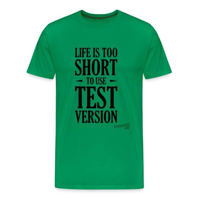 Test version