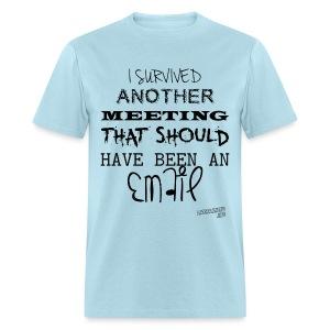 I survived - Men's T-Shirt