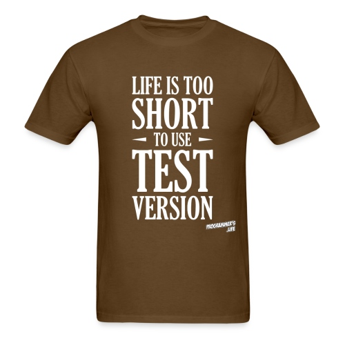 Test version - Men's T-Shirt