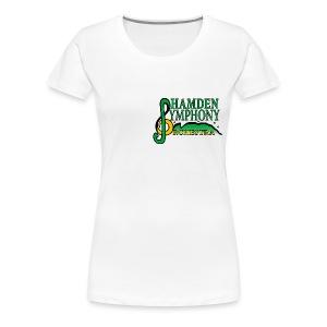 HSO Women's T-Shirt (TALL) - Women's Premium T-Shirt