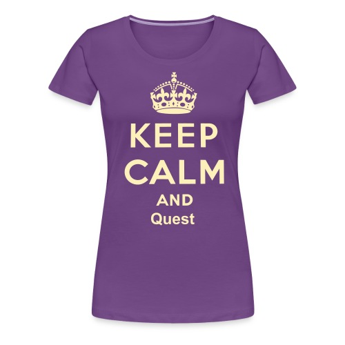 Women's Quest T-Shirt - Women's Premium T-Shirt