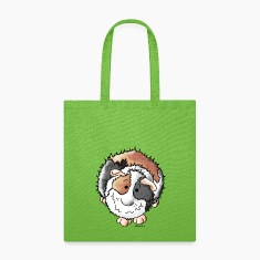 Funny Guinea Pig Bags & backpacks