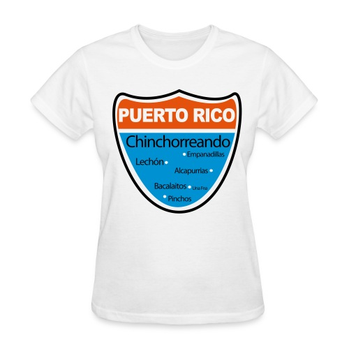 Chinchorreando - Women's T-Shirt